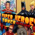 Super Heroes Tower Defence